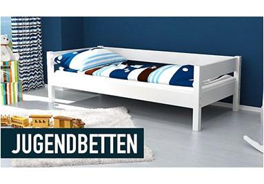 Jugendbetten, Einzelbetten und Sofabetten aus massivem Holz von allerhöchster Qualität. für Kinder,