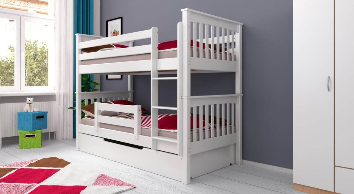 Etagenbett Mit Bettkasten : Etagenbetten online finden und vergleichen moebel